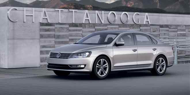 Volkswagen построит второй завод в Соединенных Штатах