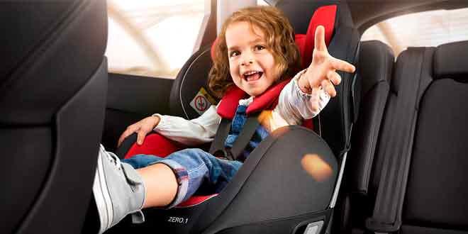 История детского автокресла. Безопасность поездок с детьми