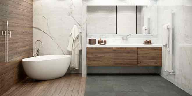 Что делает ванную комнату современной. ТОП-5 атрибутов