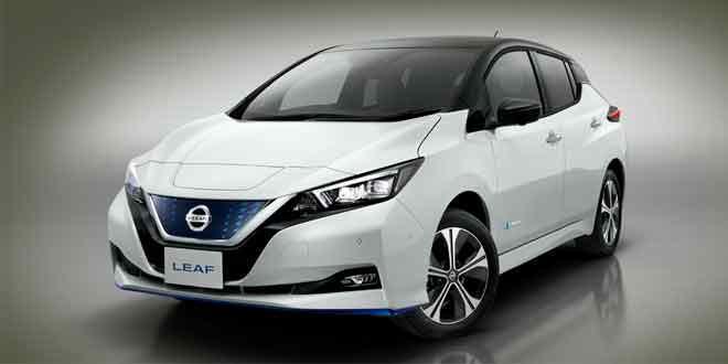 Электрокар будущего — Nissan Leaf