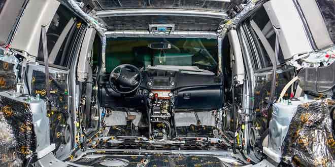 Качественная шумоизоляция автомобиля на страже комфорта