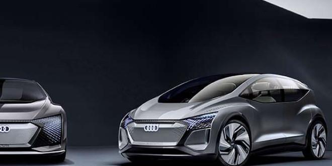Audi AI:me — электрический ответ VW I.D.
