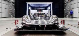 Volkswagen ID. R подготовили для рекорда Нюрбургринга