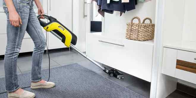 Аккумуляторный пылесос Kaercher — чистота дома и в машине