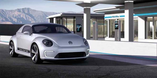 Volkswagen Beetle может вернуться, но уже на электричестве