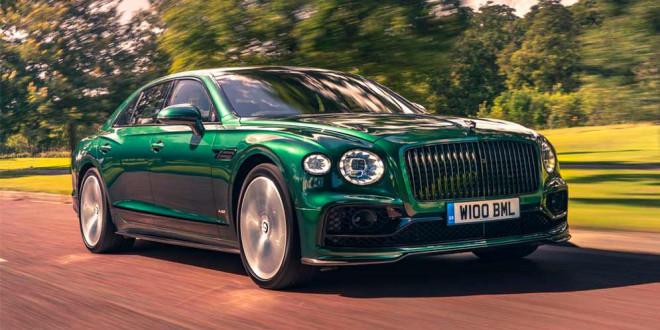 Bentley Flying Spur стильно приоделся в Styling Specification