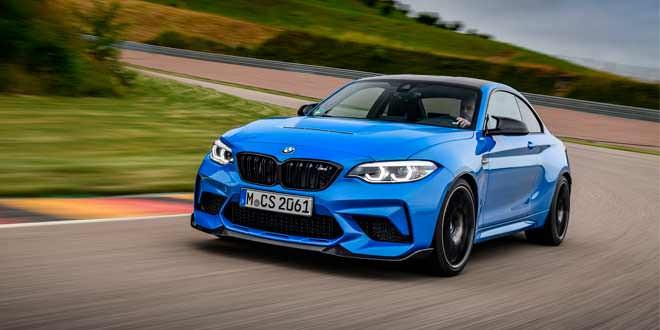 Хардкорная BMW M2 CS 2020 года в деталях