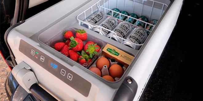 Холодильник в автомобиль. История и современность