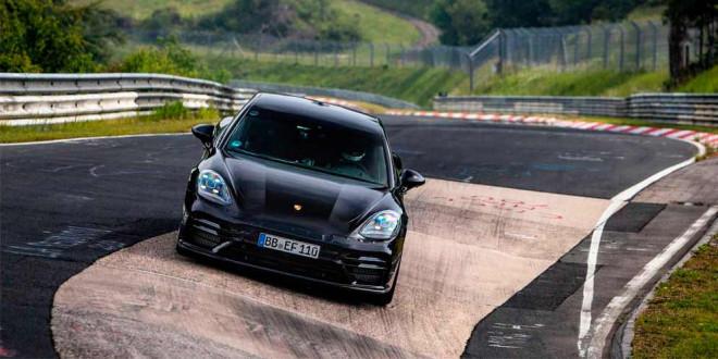 Porsche Panamera вернула себе статус рекордсмена Нюрбургринга