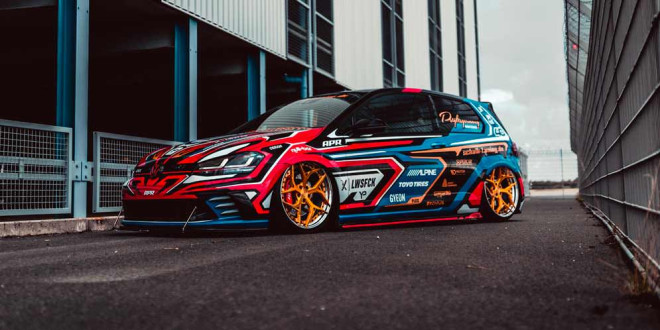 Тюнинг VW Golf GTI Clubsport от Yido Performance