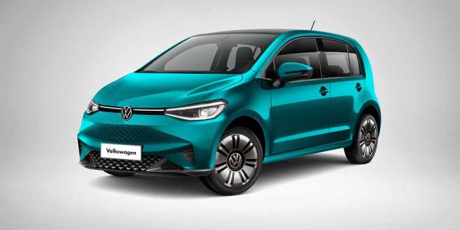 Volkswagen готовит компактные электрокары ID.1 и ID.2