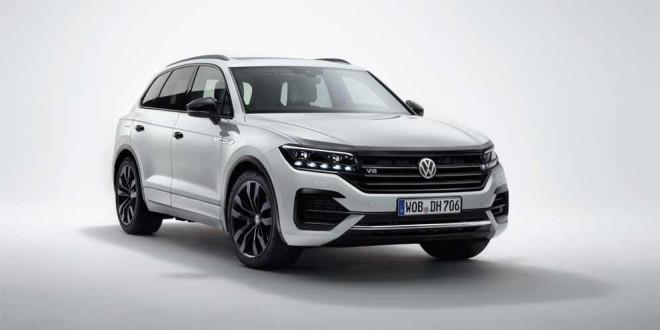 Volkswagen Touareg прощается с дизельным двигателем V8 TDI