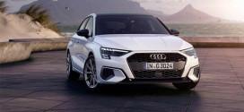 Хэтчбек Audi A3 вышел с заводским ГБО в версии G-Tron