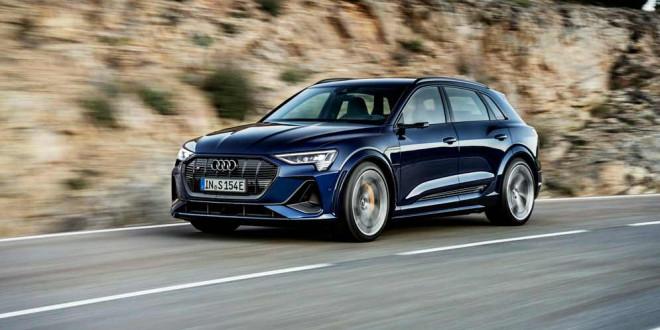 Электромобили Audi e-tron выходят в спортивной версии S