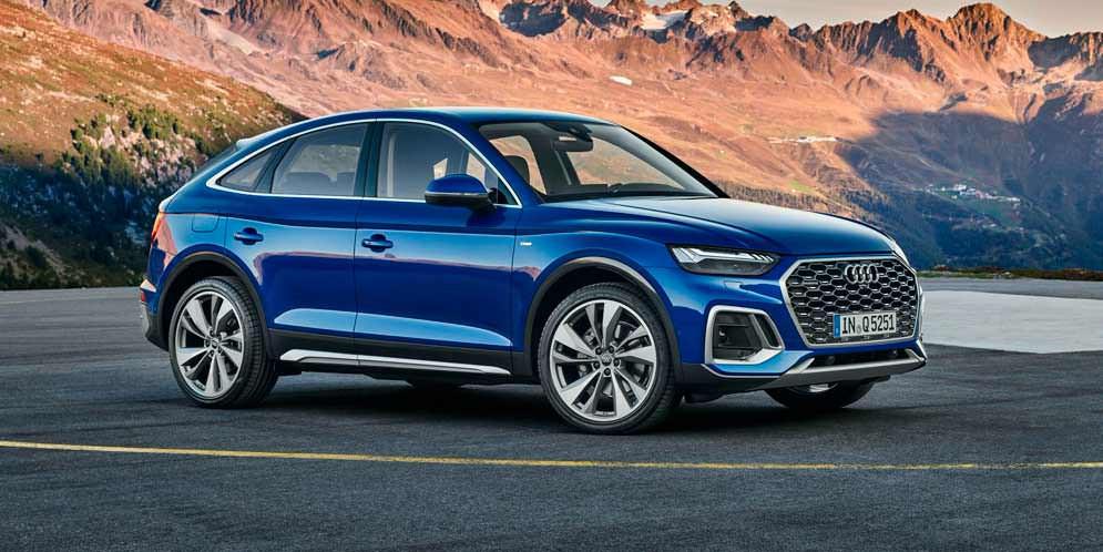 Новый купе-кроссовер Audi Q5 Sportback показан официально