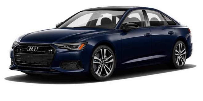 Новая Audi A6 Sport добавилась в конфигуратор для рынка США