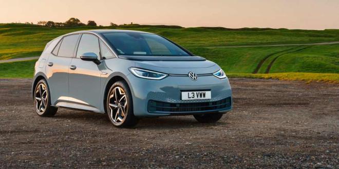 Базовая версия Volkswagen ID.3 в Британии стартует дешевле £30 000