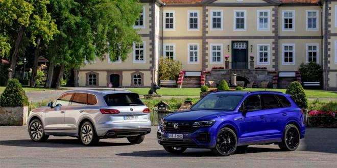 Гибриды VW Touareg eHybrid и Touareg R PHEV уже в продаже, цены
