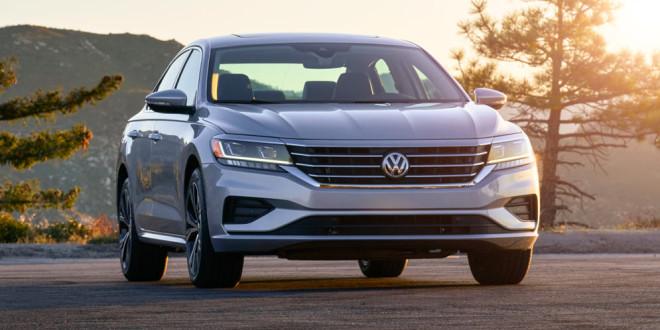Американский VW Passat не перейдёт в поколение B9