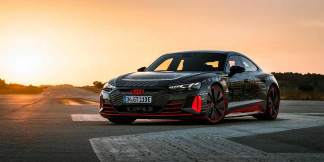Спортивная версия Audi RS E-Tron GT подтверждена с двумя моторами