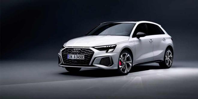 Новой Audi A3 добавили ещё один плагин-гибрид 45 TFSI e
