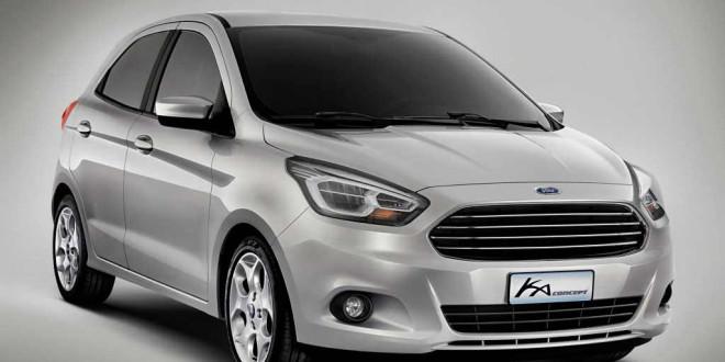 Грядёт смена поколений Ford Ka