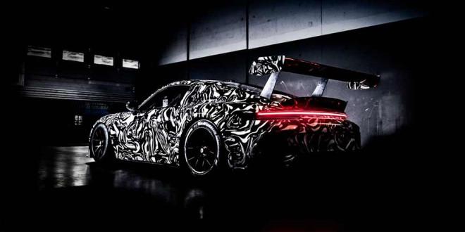 Porsche сделал превью следующего поколения 911 GT3 Cup