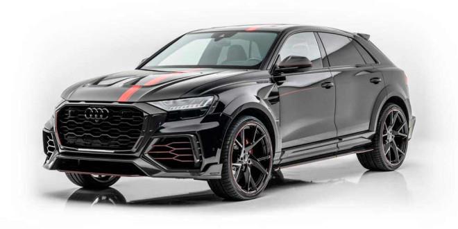 Mansory тюнинговал Audi RS Q8 на $350 000