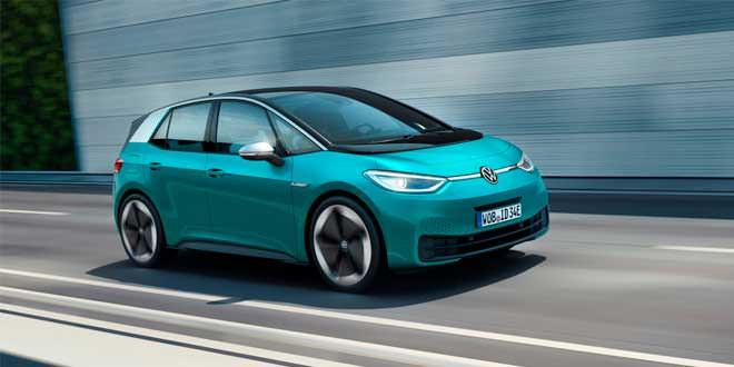 Проблемы с программным обеспечением Volkswagen ID.3 устранены