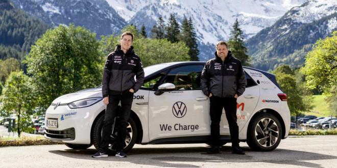 VW ID.3 завершил путешествие длиной 28 198 км, результаты