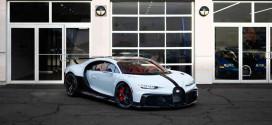 Первый Bugatti Chiron Pur Sport за $3,6 млн подвезли покупателю