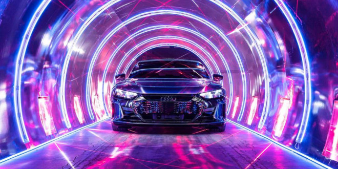 Самая дорогая Audi RS E-Tron GT стоит $164 150