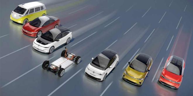 Volkswagen хочет стать лидером электромобильности к 2025 году