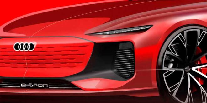 Audi покажет на автошоу в Шанхае интригующий концепт E-Tron