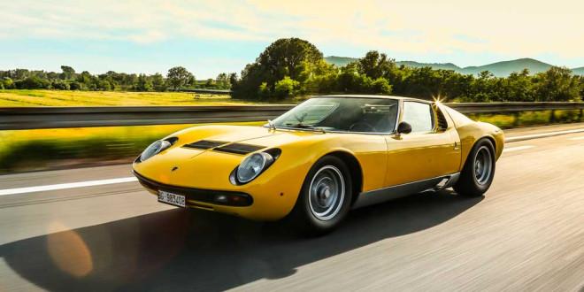 Lamborghini Miura SV стукнуло 50: что делает его легендой