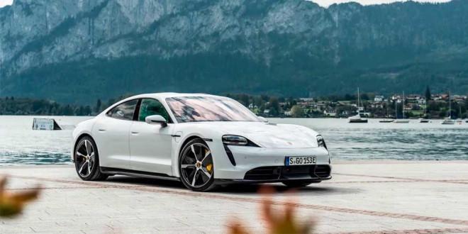 Отчёт Porsche за 1-й квартал 2021 года: продаётся много Taycan