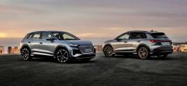 Новый электро-кроссовер Audi Q4 e-tron вышел официально