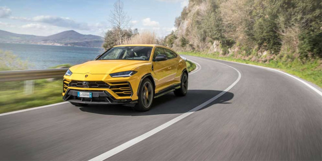 Отчёт Lamborghini за 1-й квартал 2021 года: новый рекорд продаж