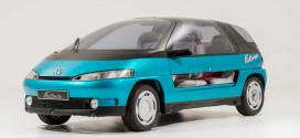 Volkswagen Futura 1989 года подарила дизайн современной ID.3