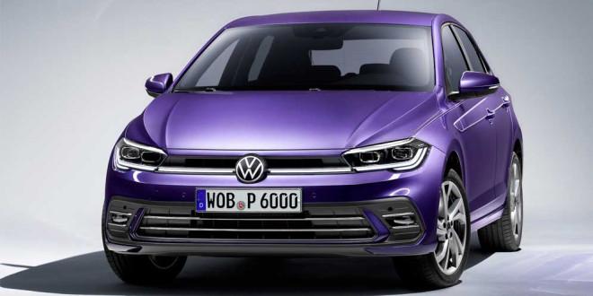 Volkswagen Polo 6-поколения официально обновился на 2022 год