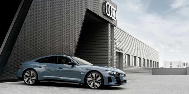 Новые Audi E-Tron GT и RS E-Tron GT поступили в продажу. Цены