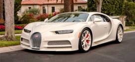 Hermes сделал эксклюзивный Bugatti Chiron