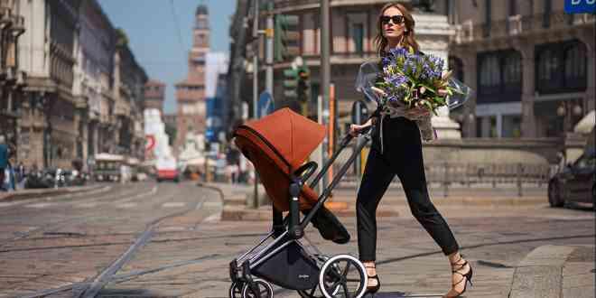 Детские коляски Сайбекс. Что известно о бренде, модельный ряд