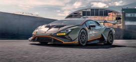 Показан новый гоночный Lamborghini Huracan Super Trofeo EVO2