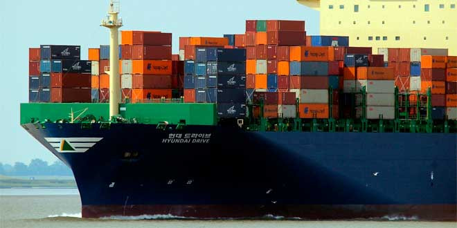 Морские контейнерные перевозки. Что возят морем в Украину