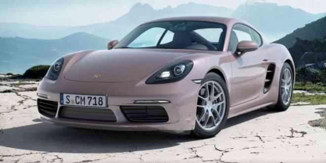 Porsche 718 Cayman и Boxster подорожали к 2022 году