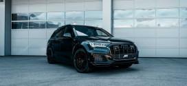 Новый тюнинг Audi SQ7 от ABT ставит Lamborghini Urus на колени
