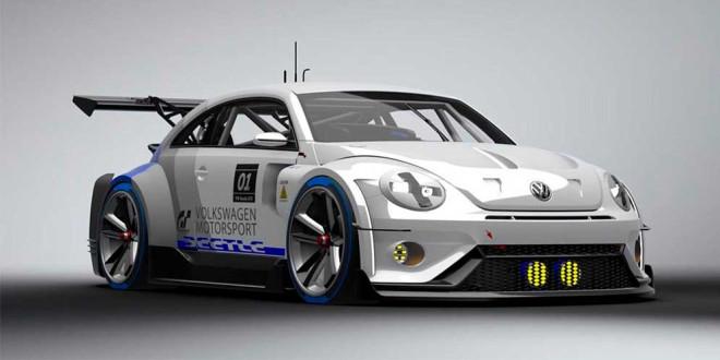 Виртуальный Volkswagen Beetle из Gran Turismo воплотят в металле