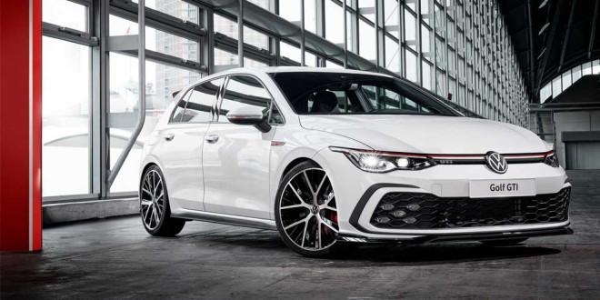 Oettinger добавил тюнинга новому Volkswagen Golf GTI