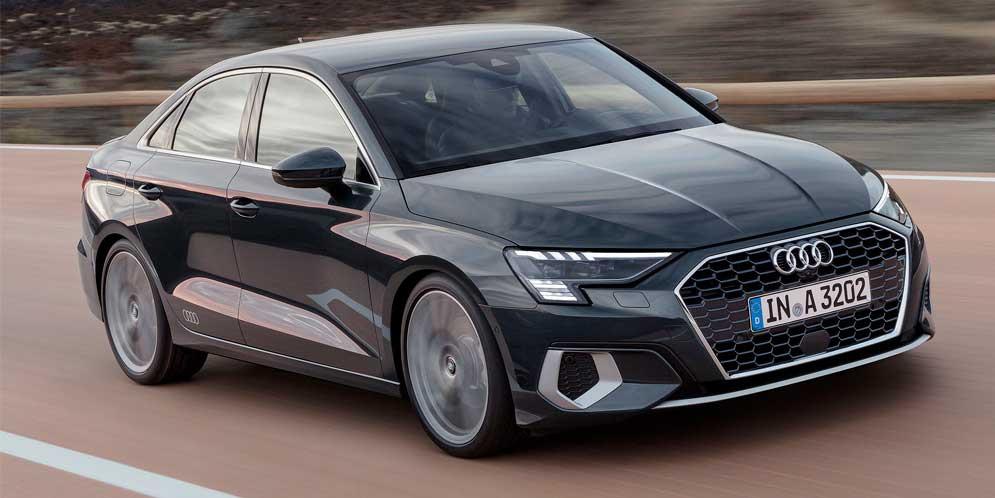 Седаны Audi A3 и S3 четвёртого поколения показали в Америке